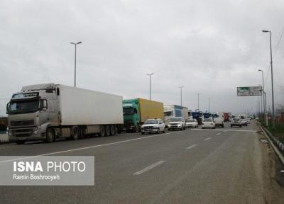 محدودیت عبوری از پل قدیم مرز ترکمنستان در سرخس
