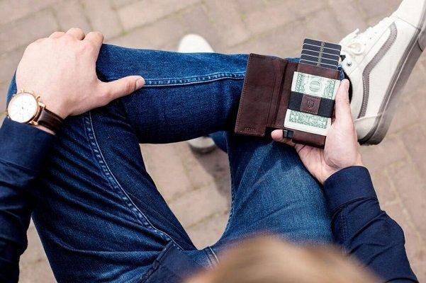 کیف پولی که هرگز گم نمی گردد