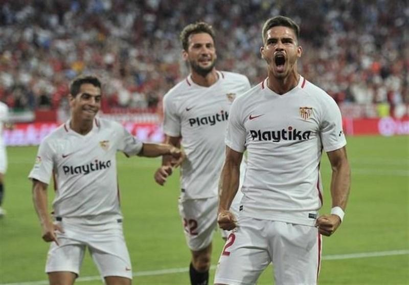 فوتبال دنیا، برتری خانگی سویا مقابل قعرنشین