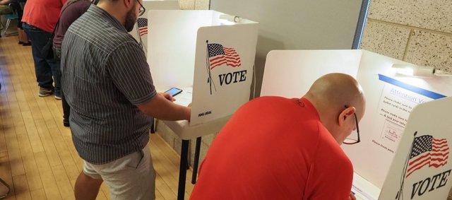 انتخابات میان دوره ای آمریکا؛ تکلیف کدام ایالت ها هنوز معین نشده است؟