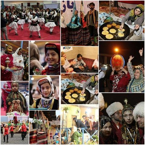 جشنواره بین المللی فرهنگ اقوام حکایتی ناگفته از آداب و رسوم و صنایع دستی