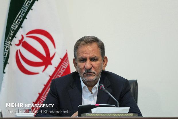 جهانگیری به استان خوزستان سفر می نماید