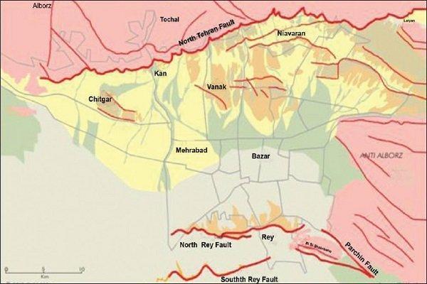 آیین نامه زلزله به 5 شهر ابلاغ شد