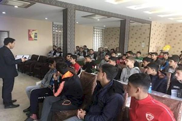 آغاز اردوی تیم نوجوانان و تاکید روی فیرپلی