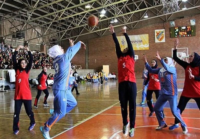 پلی آف لیگ بسکتبال بانوان، فزونی میلیمتری نامی نو مقابل هیرو