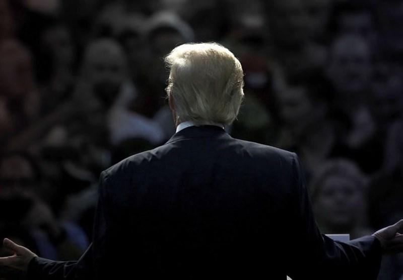 اذعان ترامپ به شکست در جنگ نرم علیه ایران، کاهش بودجه رسانه های معاند فارسی زبان