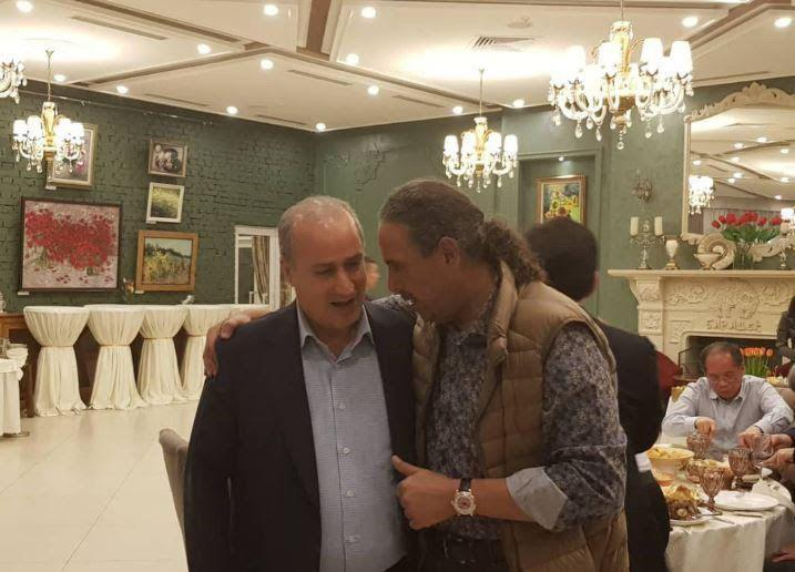 دیدار تاج با رئیس شورای المپیک آسیا