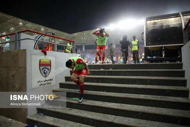 اتفاقات اهواز به حیثیت فوتبال ایران لطمه زد