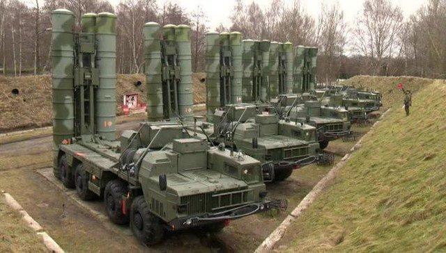انتقاد ترکیه از فشار آمریکا بر سر سامانه دفاعی اس-400