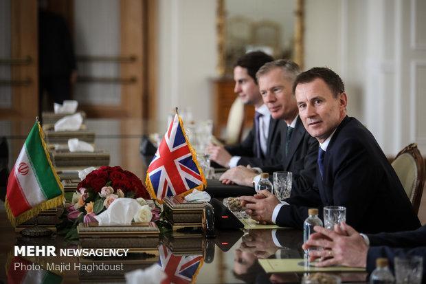 انگلیس: آمریکا را در اقدام نظامی علیه ایران همراهی نمی کنیم