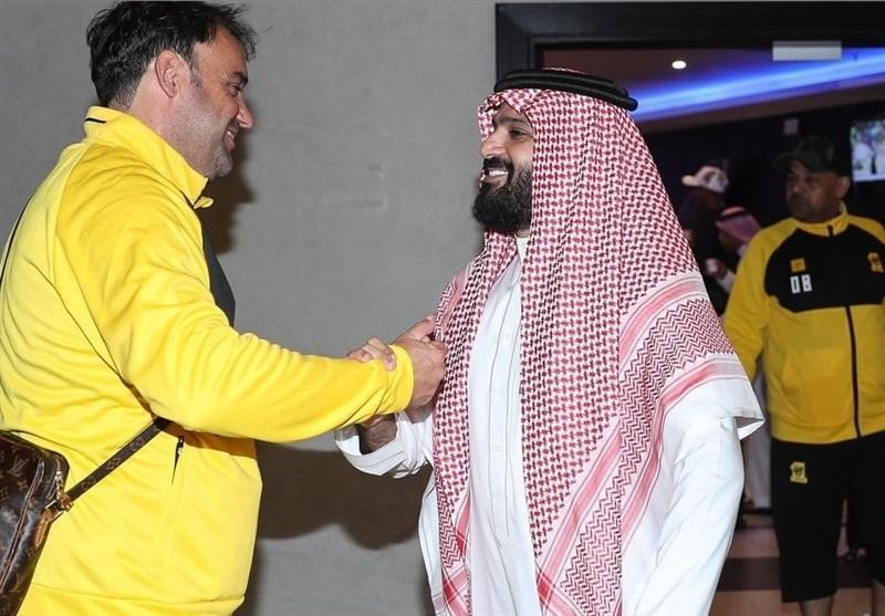 رئیس باشگاه الاتحاد: بازیکنان به طرفداران عیدی دادند، جشن و شادی برای شکست ذوب آهن کافی است