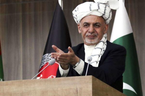 اشرف غنی: مبارزه کابل علیه داعش با قاطعیت ادامه خواهد داشت