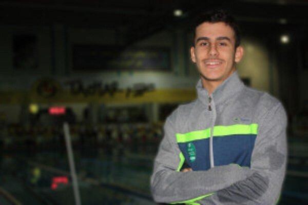 شناگر ایران در ماده 200 متر مختلط رکوردشکنی کرد