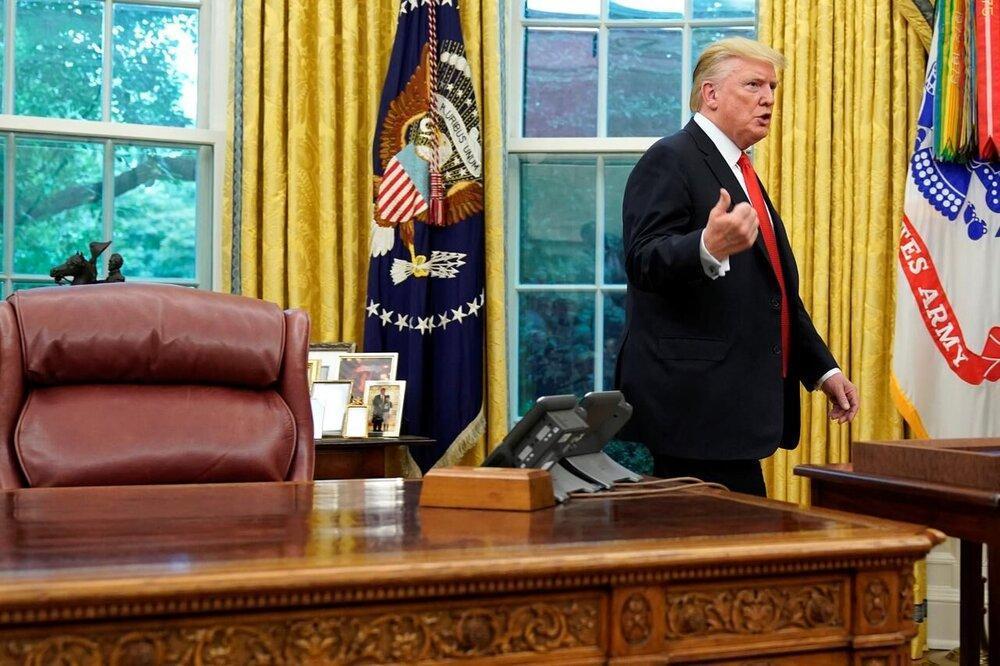 ترامپ: به دنبال توافق با ایران هستیم، بولتون خیلی اشتباه داشت