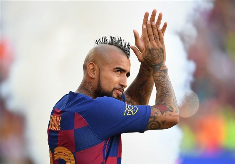 بارسلونا پیشنهاد اینتر برای جذب ویدال را رد کرد