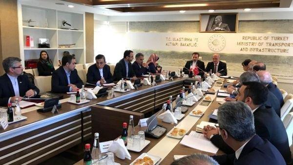 واعظی: دولت ایران مصمم به توسعه روابط با ترکیه در ابعاد دوجانبه و منطقه ای است