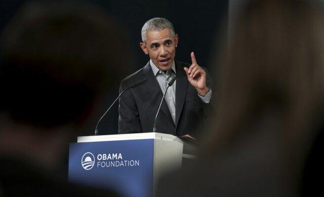 اوباما: اگر رئیس جمهور هستید، شبکه های اجتماعی را کنار بگذارید