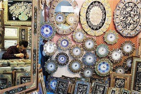 اعطای نشان مرغوبیت به 152 اثر صنایع دستی کشور
