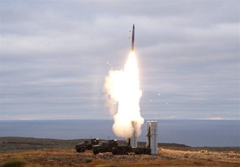 آزمایش پیروز سامانه موشکی اس-500 روسی در سوریه