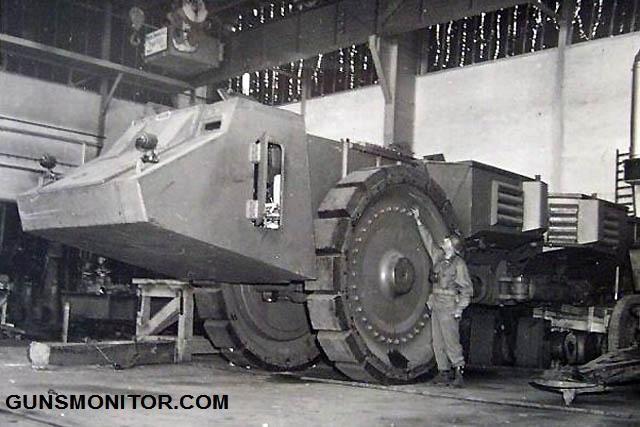 دو مورد از عجیب ترین تسلیحات جنگ جهانی دوم! (