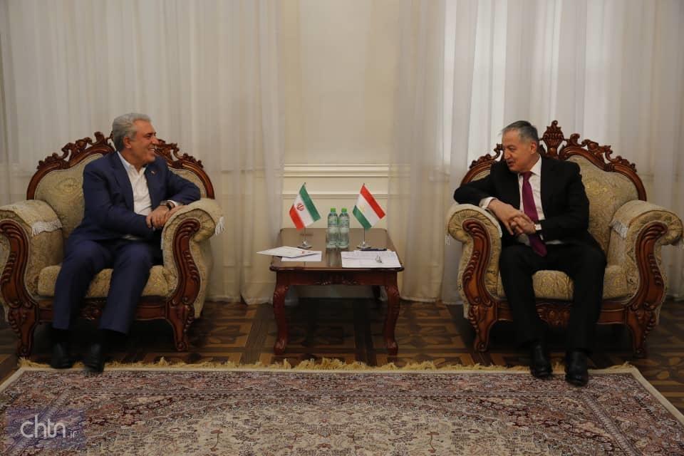 ایران آماده افزایش همکاری و تبادل تجربیات با تاجیکستان است