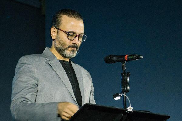 علیرضا قربانی یک جایزه بین المللی دریافت کرد