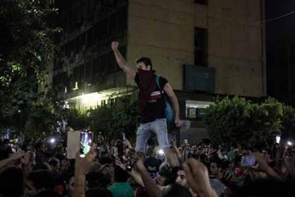 رئیس مجلس مصر: زندانی سیاسی در کشور وجود ندارد