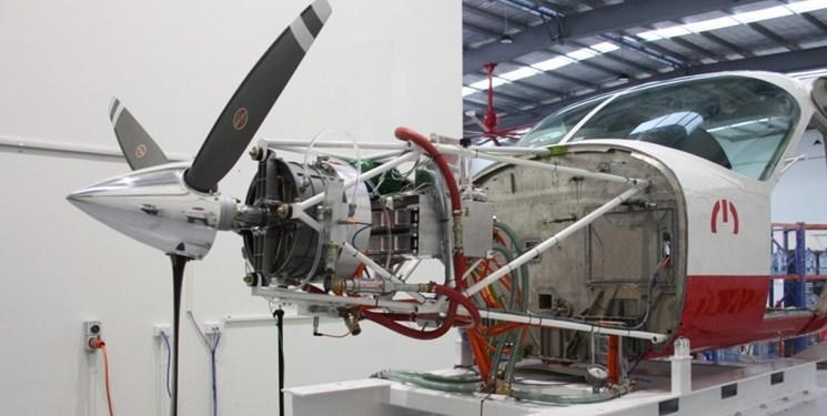 فراوری موتور برقی جدید قدرتمند برای هواپیماها