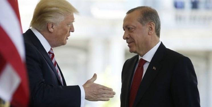اردوغان به ترامپ: در شمال سوریه آتش بس اعلام نمی کنم