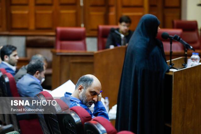واکنش نماینده وزارت بهداشت به حواشی دادگاه روز گذشته شبنم نعمت زاده