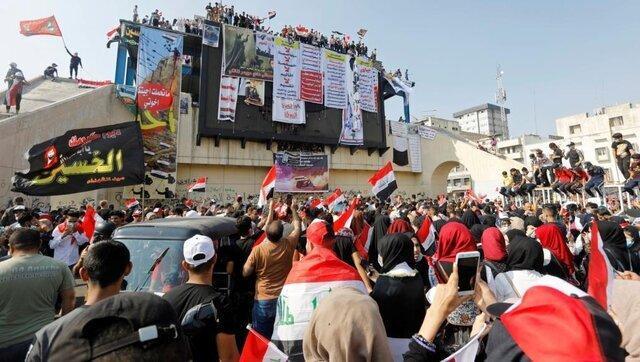 تظاهرات مجدد شهروندان عراقی