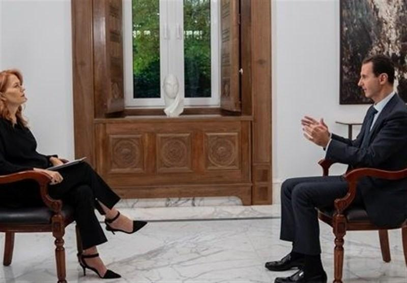 اسد: اروپا بازیگر اصلی در ایجاد هرج و مرج در سوریه بود، آینده سوریه امیدوار کننده است
