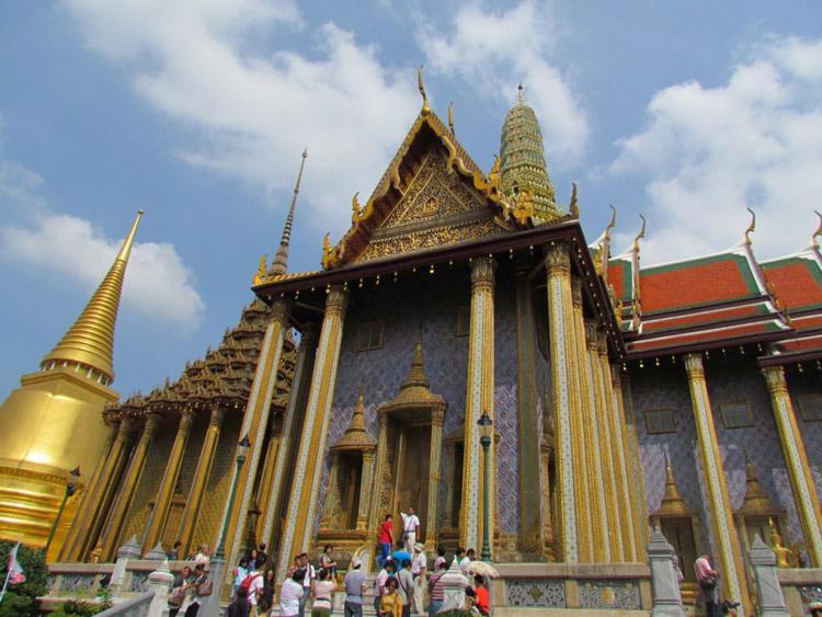 10 جاذبه بانکوک که نباید دیدن آنها را از دست بدهید