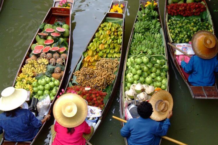 جاذبه های بانکوک تایلند