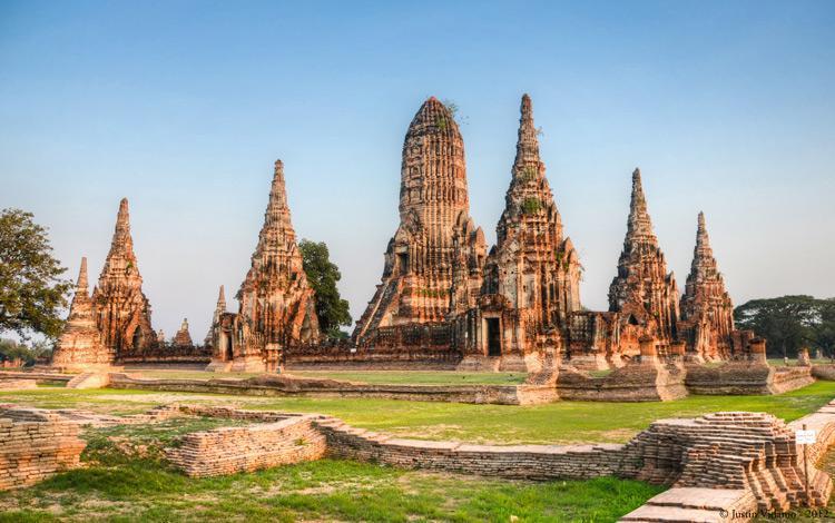 شهرهای جذاب تایلند