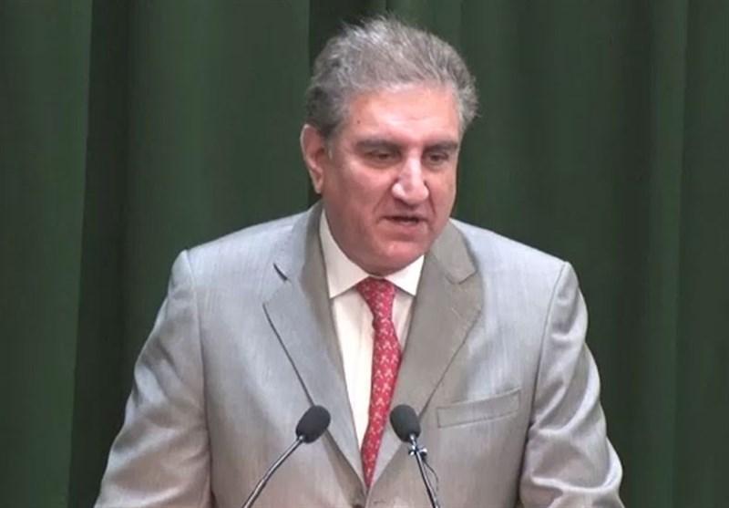 وزیر خارجه پاکستان: آمریکا باید برای بازسازی در افغانستان حضور داشته باشد