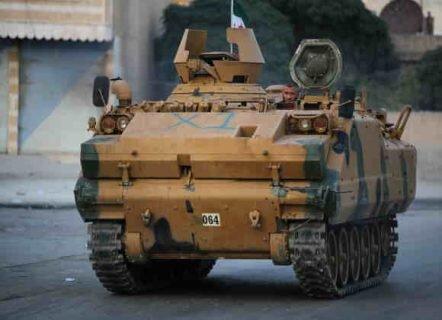 انفجارخودروی بمب گذاری شده در شمال سوریه