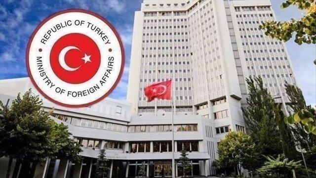 ترکیه: تحریم های آمریکا علیه آنکارا اهانت به تصمیمات حاکمیتی ماست