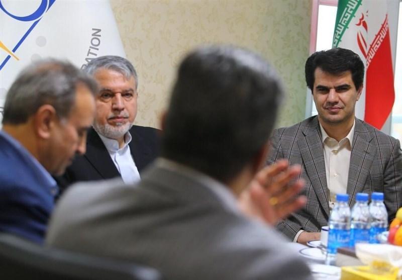 جلسه هیئت اجرایی کمیته ملی المپیک در فدراسیون گلف برگزار گردید