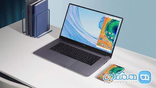 هوآوی از لپ تاپ های HUAWEI MateBook D با پردازنده های نسل دهم اینتل رونمایی کرد