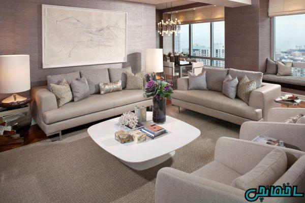 رنگ خاکستری و تاثیر آن در طراحی داخلی