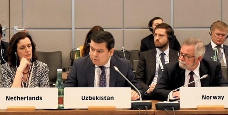 ریاست ازبکستان بر کمیته مالی و اکولوژی سازمان امنیت و همکاری اروپا