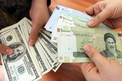 دلار با 40 تومان افزایش 12980 تومان شد ، یورو؛ 14250