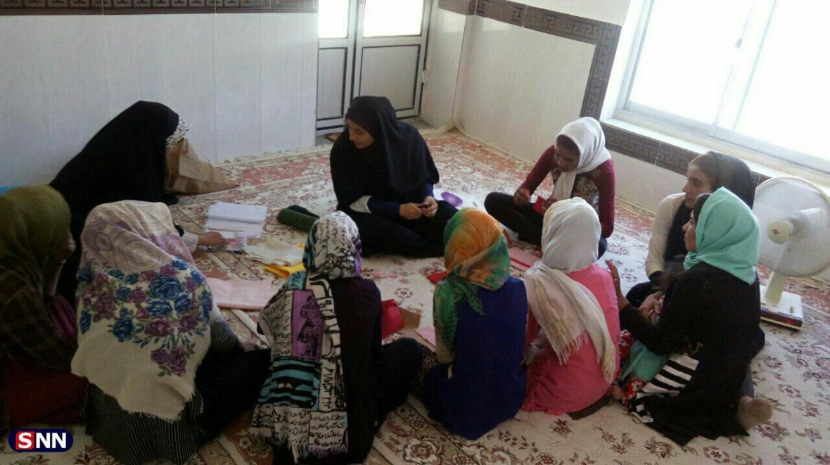 اردوی جهادی ویژه دانشجویان خواهر دانشگاه یزد بهمن ماه در روستای احمد آباد برگزار می گردد