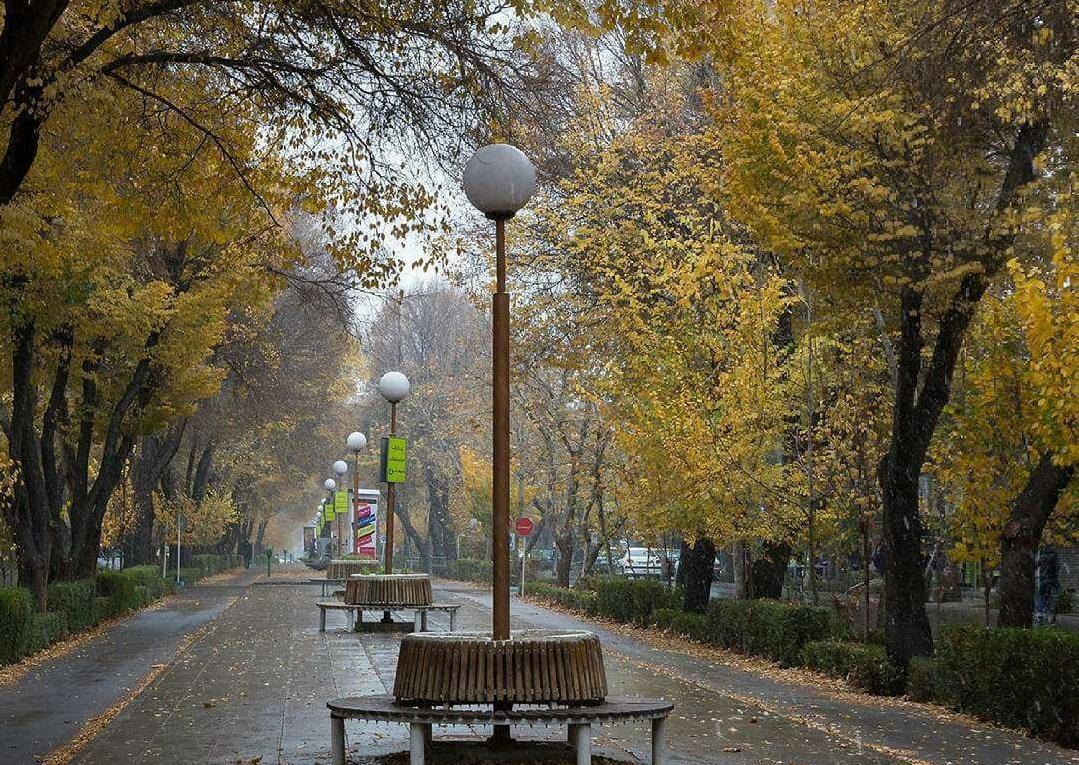 چهارباغ عباسی اصفهان یک خیابان تاریخی و زیبا