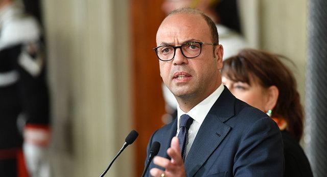 آنجلینو آلفانو، وزیر خارجه کابینه جدید ایتالیا