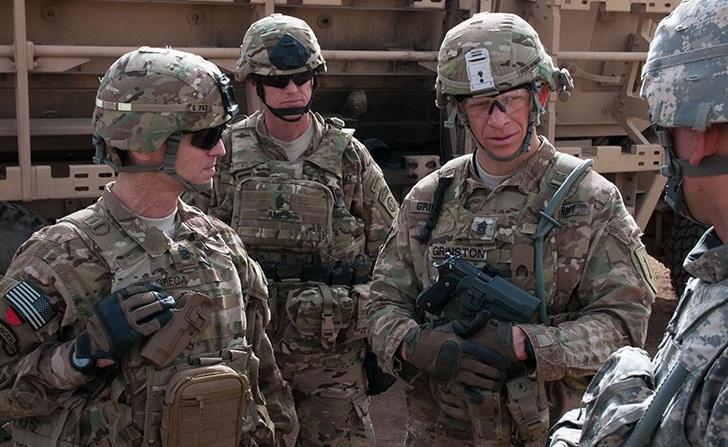 حمله به 2 پایگاه آمریکا در عراق تایید شد