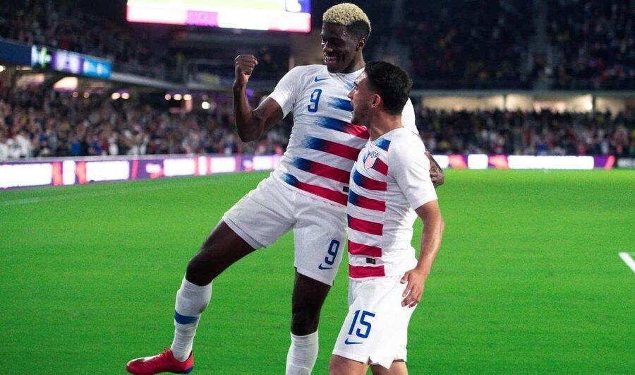 اردوی آماده سازی تیم ملی فوتبال آمریکا در قطر لغو شد