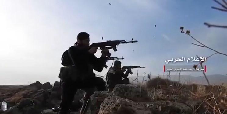 روسیه از حمله عناصر مسلح به مواضع ارتش سوریه در ادلب خبر داد