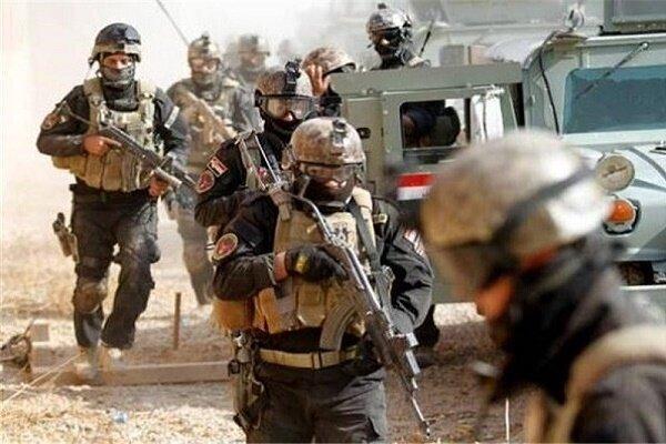 عملیات ضد تروریستی ارتش عراق در صلاح الدین، بازداشت 5 تکفیری
